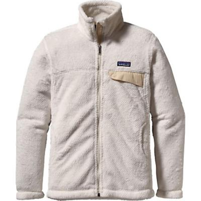 Patagonia Womens Full-Zip Re-Tool Jacket - New - Raw Linen/White X-Dye