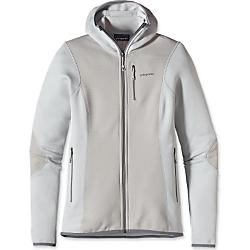 photo: Patagonia Women's Piton Hybrid Hoody fleece jacket