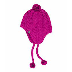 photo: The North Face Fuzzy Earflap Beanie winter hat