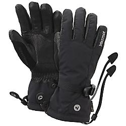 marmot womens randonnee glove- Save 0.% Off - Marmot Womens Randonnee Glove - Ultra-popular warm and pliable ski glove that even professional guides are turning to for long-lasting warmth and comfort. Features GOREA(R) XCRA(R) Performance - Gore-TexA(R) XCRA(R) Performance GORE-TEXA(R) Waterproof/Breathable Glove Insert - Gore-tex Waterproof/Breathable Glove Insert DriClimeA(R) Bi-Component Wicking Lining - For Breathability and Excellent Moisture Transfer PrimaloftA(R) Insulation - Patented Synthetic Down, Produces the Closest Synthetic to Down in Terms of Structure, Warmth and Feel. The Only Insulation That Treats Each Fiber with a Permanent Water-Repellant Finish. Twice as Warm for its Thickness Than Other Insulation Marmot MemBrainA(R) Waterproof/Breathable Fabric - Marmot MemBrain, Waterproof/Breathable Fabric Falcon Grip - Articulated for Dexterity and Ease of Grip Gauntlet Quickdraw - Easy to Use One-Handed Drawcords Nose wipe - Soft fabric to wipe your runny nose Safety Leash - Keeps Glove Attached to Wrist When Removed from Hand Wrist Strap - Adjustability and Better Fit Specs Main Material: MemBrainA(R) 2L 100% Nylon 4.4 oz/yd Reinforcement Material: Hair Sheep Leather Lining Material: DriClimeA(R) 3-Dimentional Wicking Lining Insulation Material: Primaloft OneA(R) Glove insert Material: GORE-TEXA(R)Glove Insert- Durably Waterproof, Windproof and Breathable