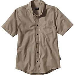 patagonia mens bluffside shirt - closeout- Save 25% Off - Patagonia Mens Bluffside Shirt - Closeout - First dates can be more intimidating than a long runout with flaky holds, but a good collared shirt can help your approach. Made of a slub-woven 100% organic cotton chambray, the Bluffside is a slim-fitting button-down shirt with a naturally textured feel. Featuring a button front, single left-chest pocket and shirttail hem. Details Made of a softly textured 100% organic cotton slub-yarn woven fabric Button-front shirt with left-chest patch pocket Shirttail hem 4.3-oz 100% organic cotton garment washed chambray 206 g (7.3 oz) Made in China.