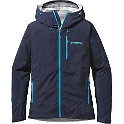 photo: Patagonia Women's Torrentshell Stretch Jacket waterproof jacket