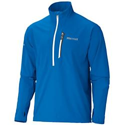 photo: Marmot Stretch Light 1/2 Zip soft shell jacket