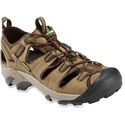 photo: Keen Men's Arroyo II trail shoe