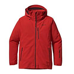 photo: Patagonia Men's Insulated Powder Bowl Jacket snowsport jacket