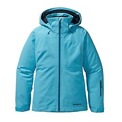 photo: Patagonia Women's Insulated Powder Bowl Jacket snowsport jacket