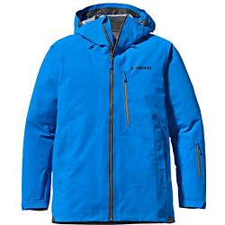 photo: Patagonia Primo Jacket snowsport jacket