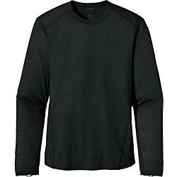 photo: Patagonia Merino 1 Silkweight Crew base layer top