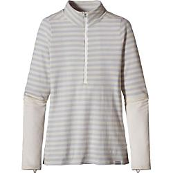 photo: Patagonia Women's Merino 3 Midweight Zip-Neck base layer top