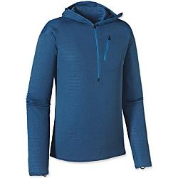 photo: Patagonia Men's Capilene 4 Expedition Weight 1/4 Zip Hoody fleece top