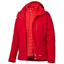 photo: Marmot Alpen Component Jacket component (3-in-1) jacket