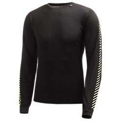 photo: Helly Hansen HH Dry Stripe Crew base layer top