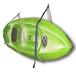 photo: Sea to Summit Aquaslings paddling accessory