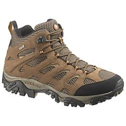 photo: Merrell Moab Mid Waterproof hiking boot