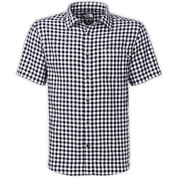The North Face Mens Shrt Sleeve Gramet Shirt - Sale