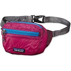 photo: Patagonia Lightweight Travel Mini Hip Pack 1L lumbar/hip pack