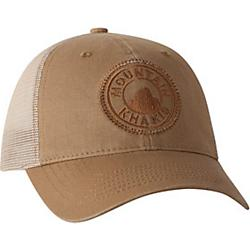 photo: Mountain Khakis MK Trucker cap