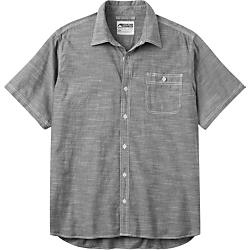 Mountain Khakis Mens Mountain Chambray Short Sleeve Shirt