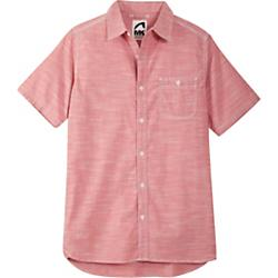 Mountain Khakis Mens Mountain Chambray Short Sleeve Shirt Sale