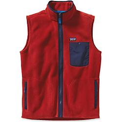photo: Patagonia Karstens Vest fleece vest
