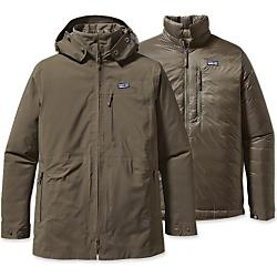 photo: Patagonia Roys Bay 3-in-1 Parka component (3-in-1) jacket