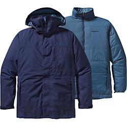 Patagonia Mens 3-in-1 Snowshot Jacket - New