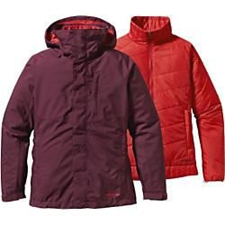 Patagonia Womens 3-in-1 Snowbelle Jacket - New