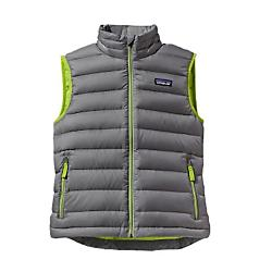 Patagonia Boys Down Sweater Vest - New