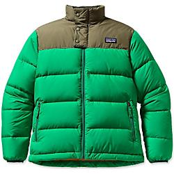 photo: Patagonia Boys' Down Jacket down insulated jacket