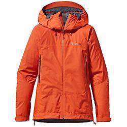 photo: Patagonia Women's Super Cell Jacket waterproof jacket