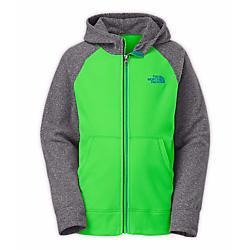 photo: The North Face Glacier Full Zip Hoodie fleece jacket