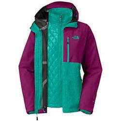 The North Face Womens Thermoball Triclimate Jacket - Sale