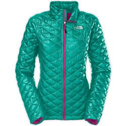 The North Face Womens Thermoball Full Zip Jacket - Sale