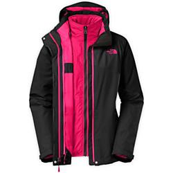 The North Face Womens Cinnabar Triclimate Jacket - Sale