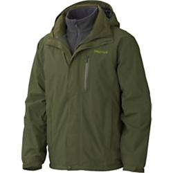 photo: Marmot Ridgetop Component Jacket component (3-in-1) jacket