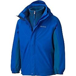photo: Marmot Boys' Northshore Jacket component (3-in-1) jacket