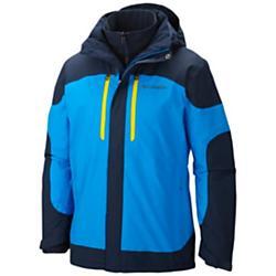 Columbia Mens Summit Crest Interchange Jacket - Sale
