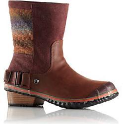 Sorel Womens Slimshortie Blanket Boot - Sale