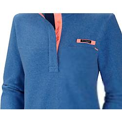 Columbia Womens Harborside Fleece Pullover - Sale