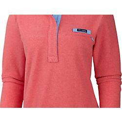 Columbia Womens Harborside Fleece Pullover - Sale