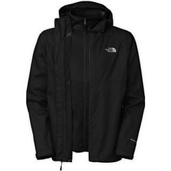 photo: The North Face Men's Momentum Triclimate component (3-in-1) jacket