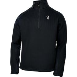 Spyder Mens Pitch Half Zip Sweater - Sale