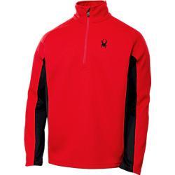 Spyder Mens Outbound Half Zip Sweater - Sale