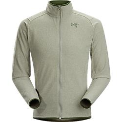 photo: Arc'teryx Caliber Cardigan fleece jacket