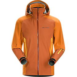 photo: Arc'teryx Stingray Jacket waterproof jacket