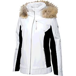 Spyder Womens Diamond Real Fur - Sale