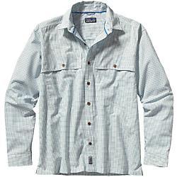 Patagonia Mens LS Island Hopper II Shirt - New