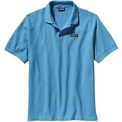 Patagonia Mens P-6 Pique Polo - New