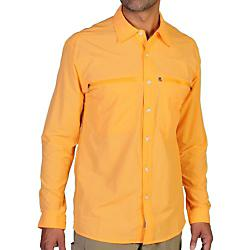 photo: ExOfficio Women's Reef Runner Lite Long-Sleeve Shirt hiking shirt
