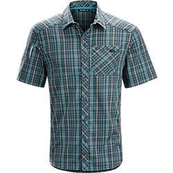 Arc'Teryx Mens Peakline SS Shirt - Sale